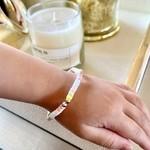 """Olivia Le Olivia Le Rio Unicorn Bead Bracelet 6.5"""""""