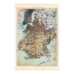 Muir Way Muir Way 1895 Brooklyn NY Relief Map