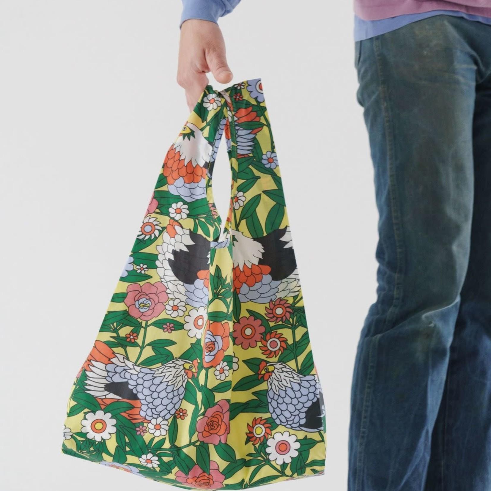 Baggu Baggu Reusable Bag Standard Rose Hen