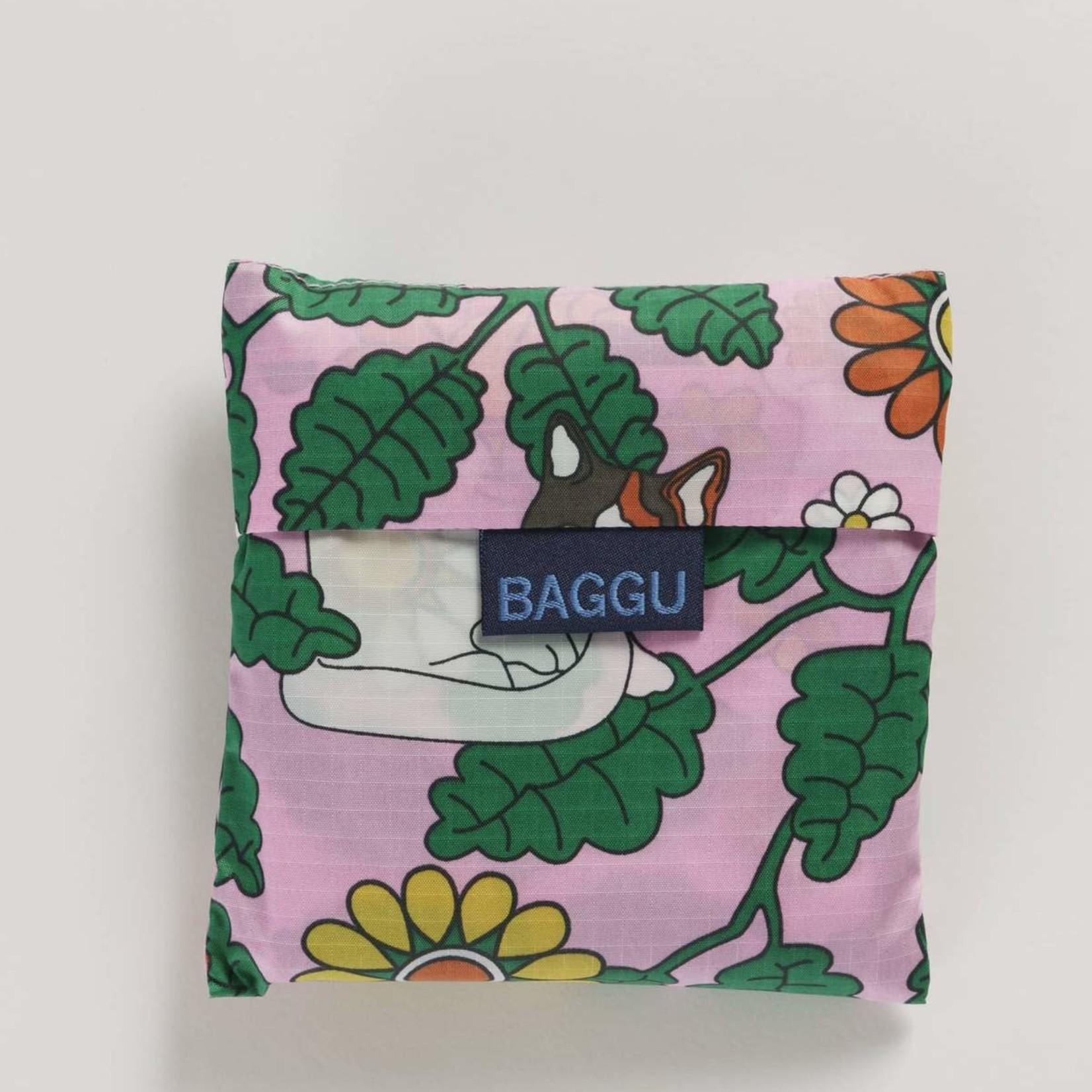 Baggu Baggu Reusable Bag Standard Daisy Cat