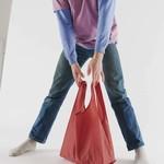 Baggu Baggu Reusable Bag Standard Solid Baked Apple