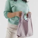 Baggu Baggu Reusable Bag Baby Lavender Trippy Checker