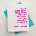 Richie Designs Chin Hairs Birthday