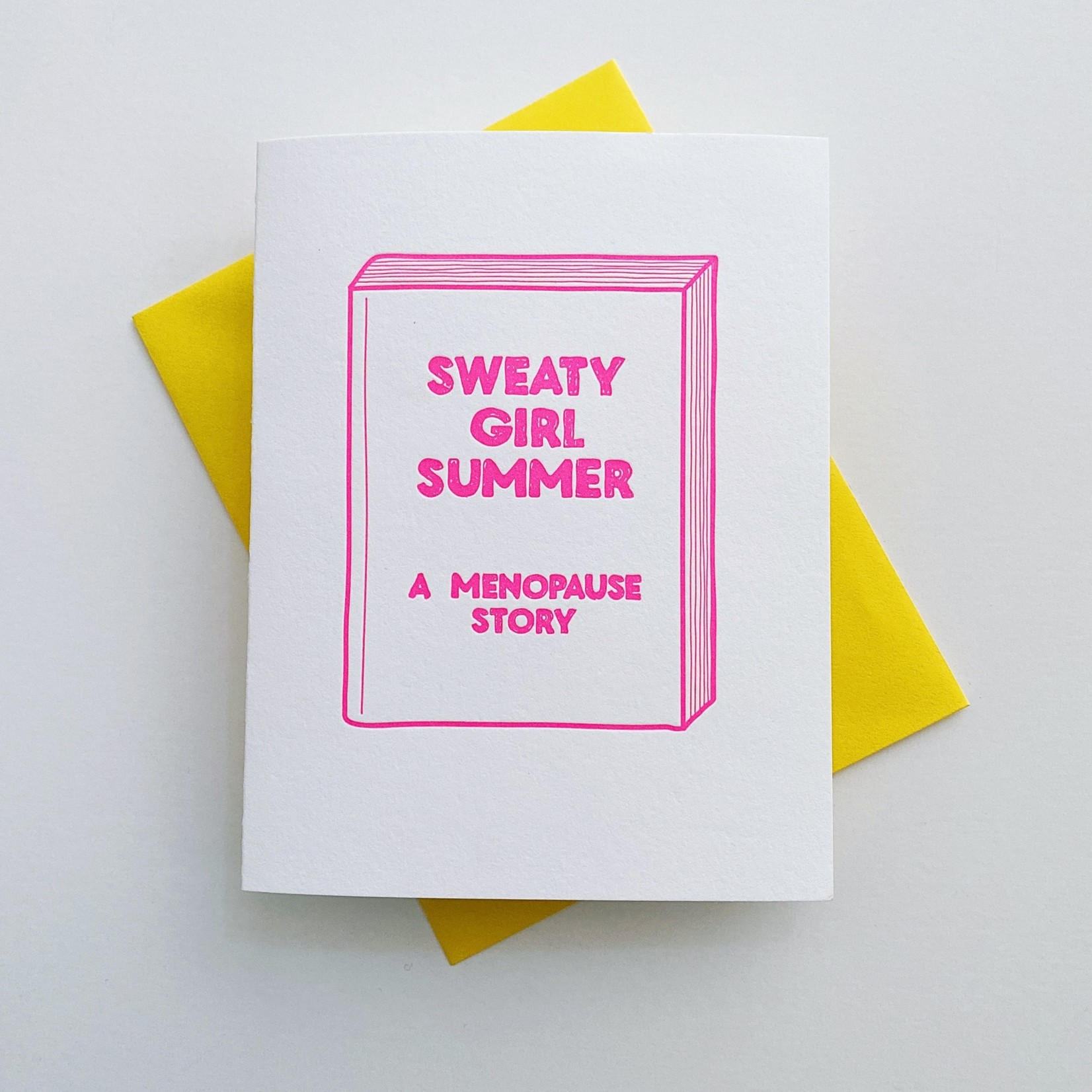 Richie Designs Sweaty Girl Summer