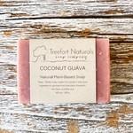 Treefort Naturals Treefort Naturals Handmade Soap Coconut Guava