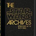 Taschen Taschen The Star Wars Archives. 1977–1983. 40th Anniversary Edition