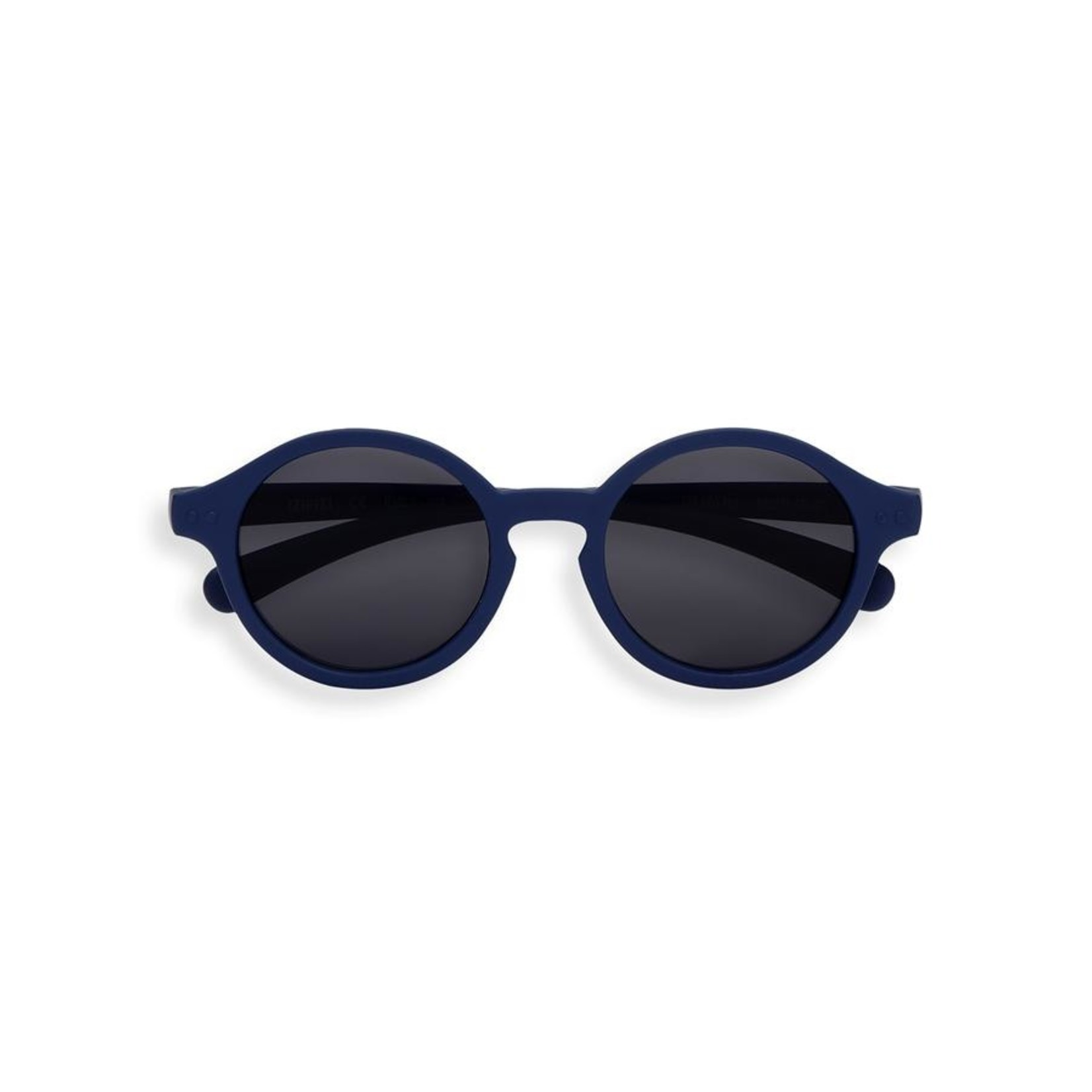 IZIPIZI Izipizi Kids Plus Sunglasses Denim Blue - Polarized