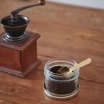 Fog Linen Fog Linen Brass Coffee Measure Spoon