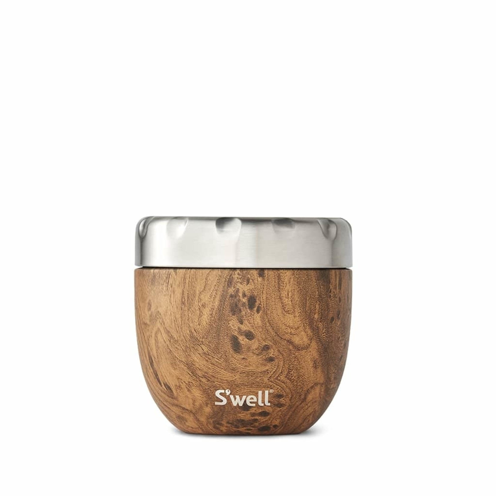 S'well S'well Bottle Eats Food Container-TEAKWOOD-21.5oz