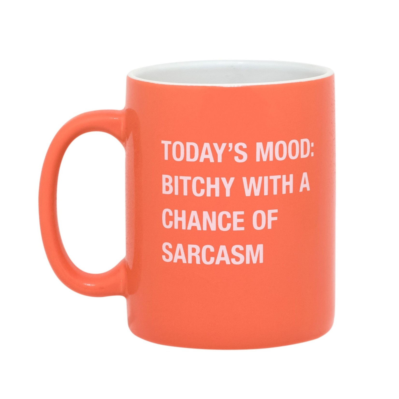 About Face Designs Inc About Face Designs 13.5oz Mug Today's Mood