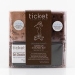 Ticket Chocolate Ticket Chocolate Artisan Smores Kits Service for Four Chocolate Lovers