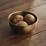 Fog Linen Fog Linen Brass Bowl Large