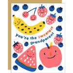 Hello! Lucky HELLO! LUCKY Sweetest Grandparent