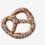 Areaware Areaware little puzzle thing® | Series 2: Munchies Soft Pretzel