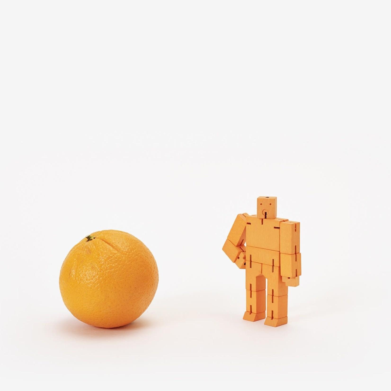 Areaware Areaware - Cubebot Micro  Orange