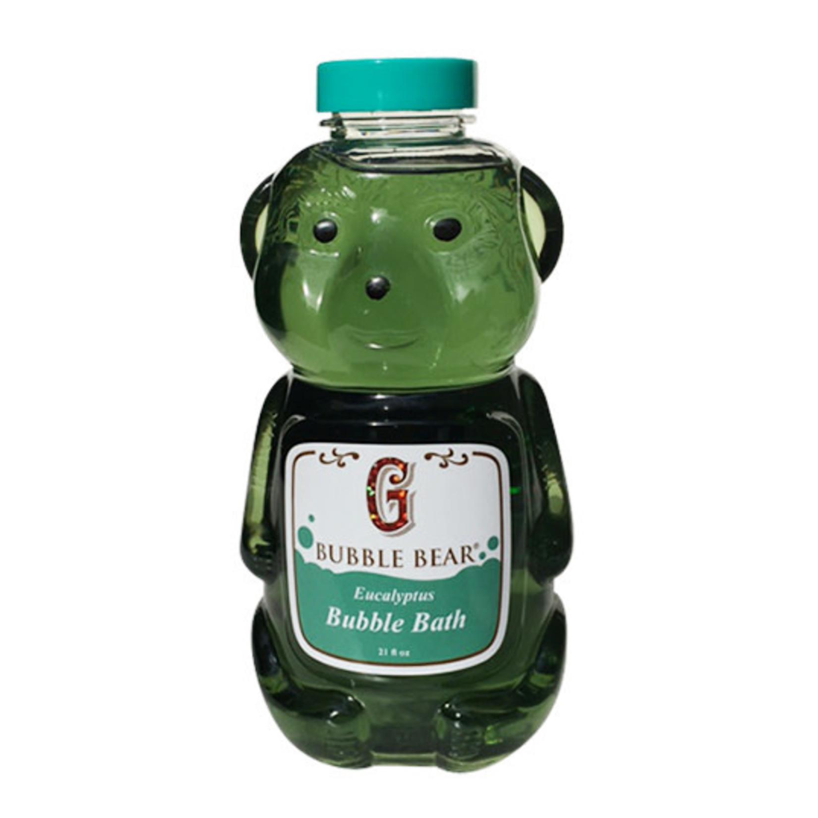 GRIFFIN REMEDY Griffin Remedy Bubble Bear Bubble Bath Eucalyptus