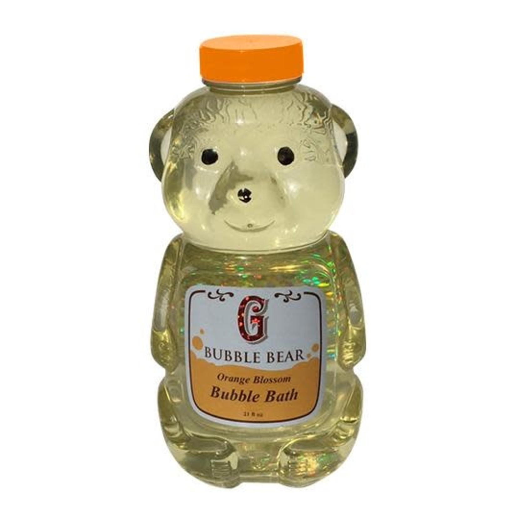 GRIFFIN REMEDY Griffin Remedy Bubble Bear Bubble Bath Orange Blossom