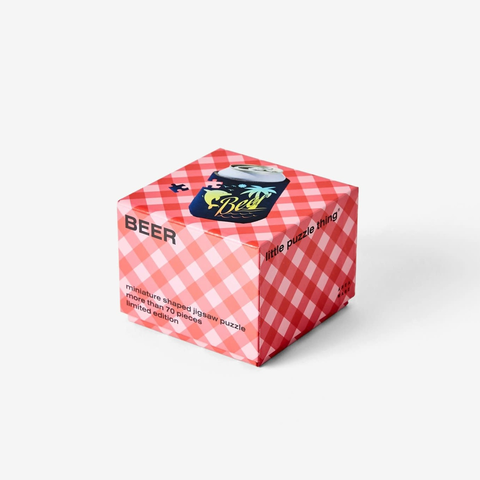 Areaware Areaware little puzzle thing® | Series 6: Beer