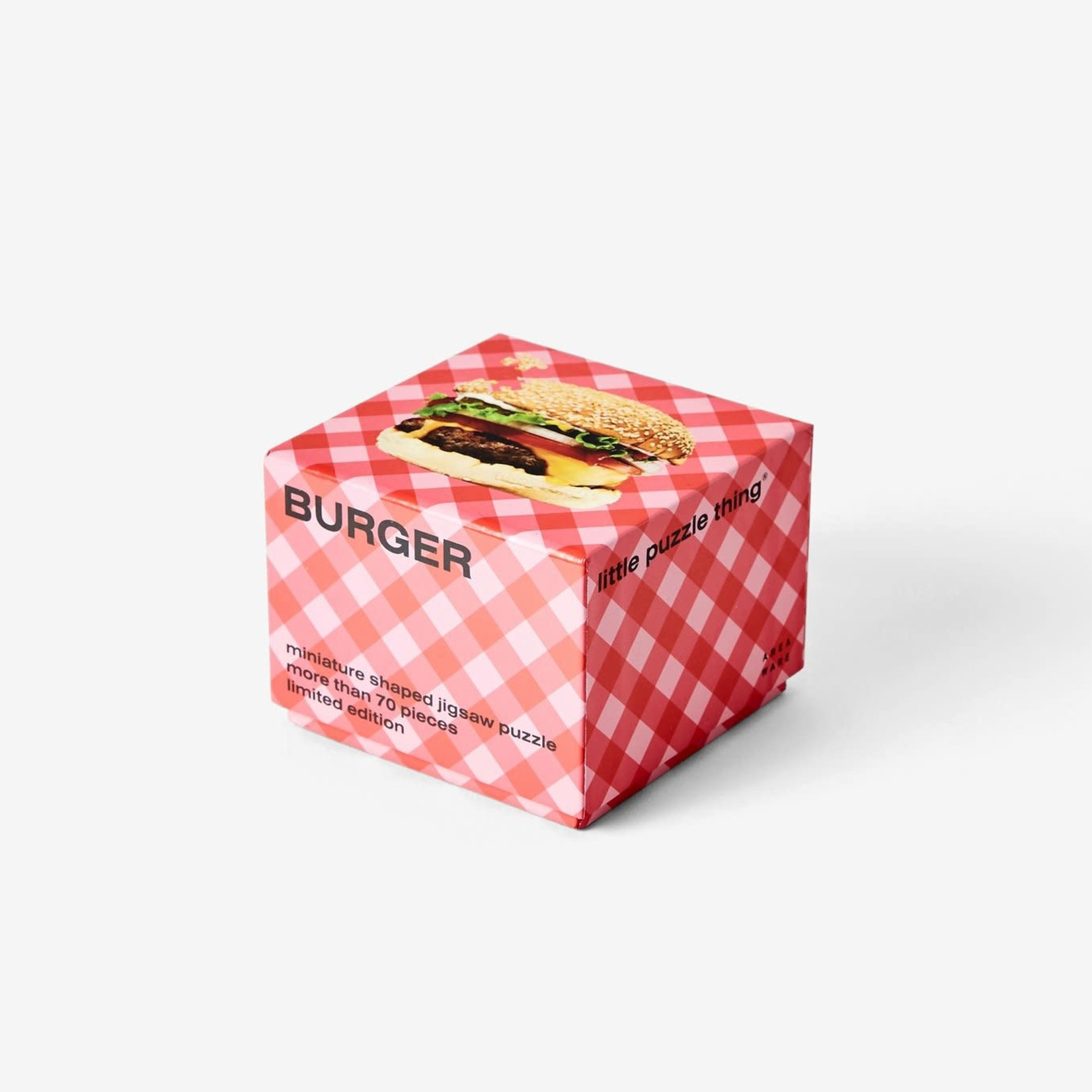 Areaware Areaware little puzzle thing® | Series 6: Burger
