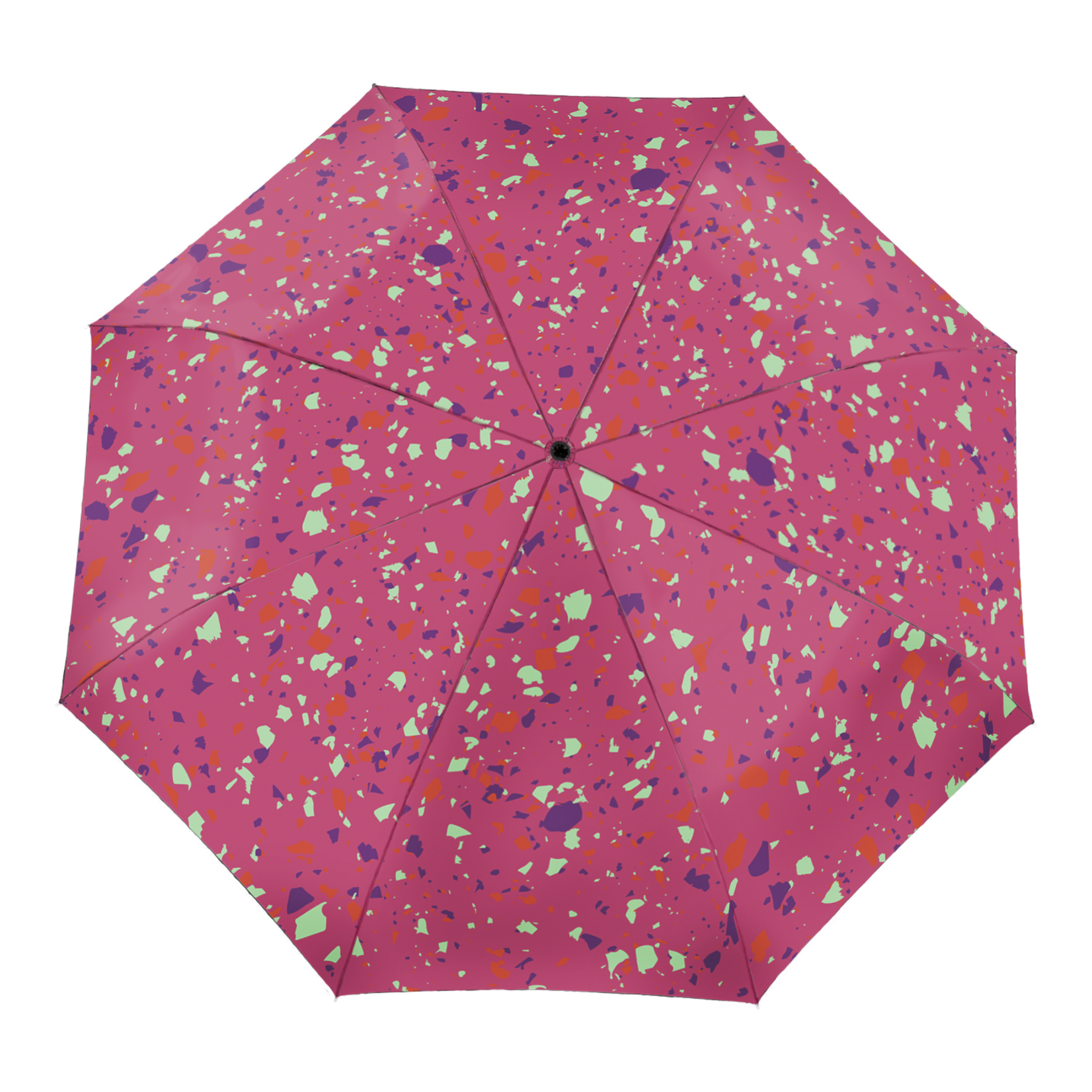 Original Duckhead Original Duckhead Terraz-Wow in Pink Compact Umbrella