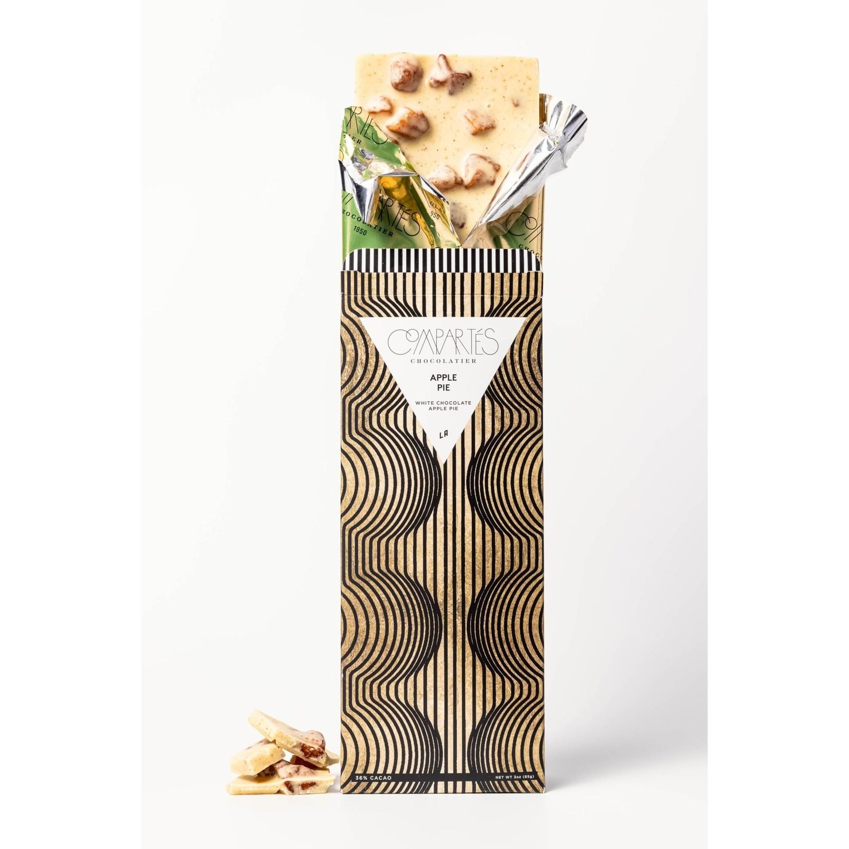 Compartes Chocolate Compartes Apple Pie Chocolate Bar