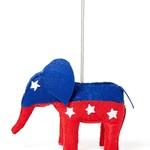 Silk Road Political Elephant