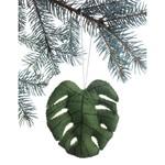Silk Road Monstera Leaf