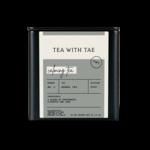 Tea with Tae Tea with Tae Calming Tea Large Tea Tin