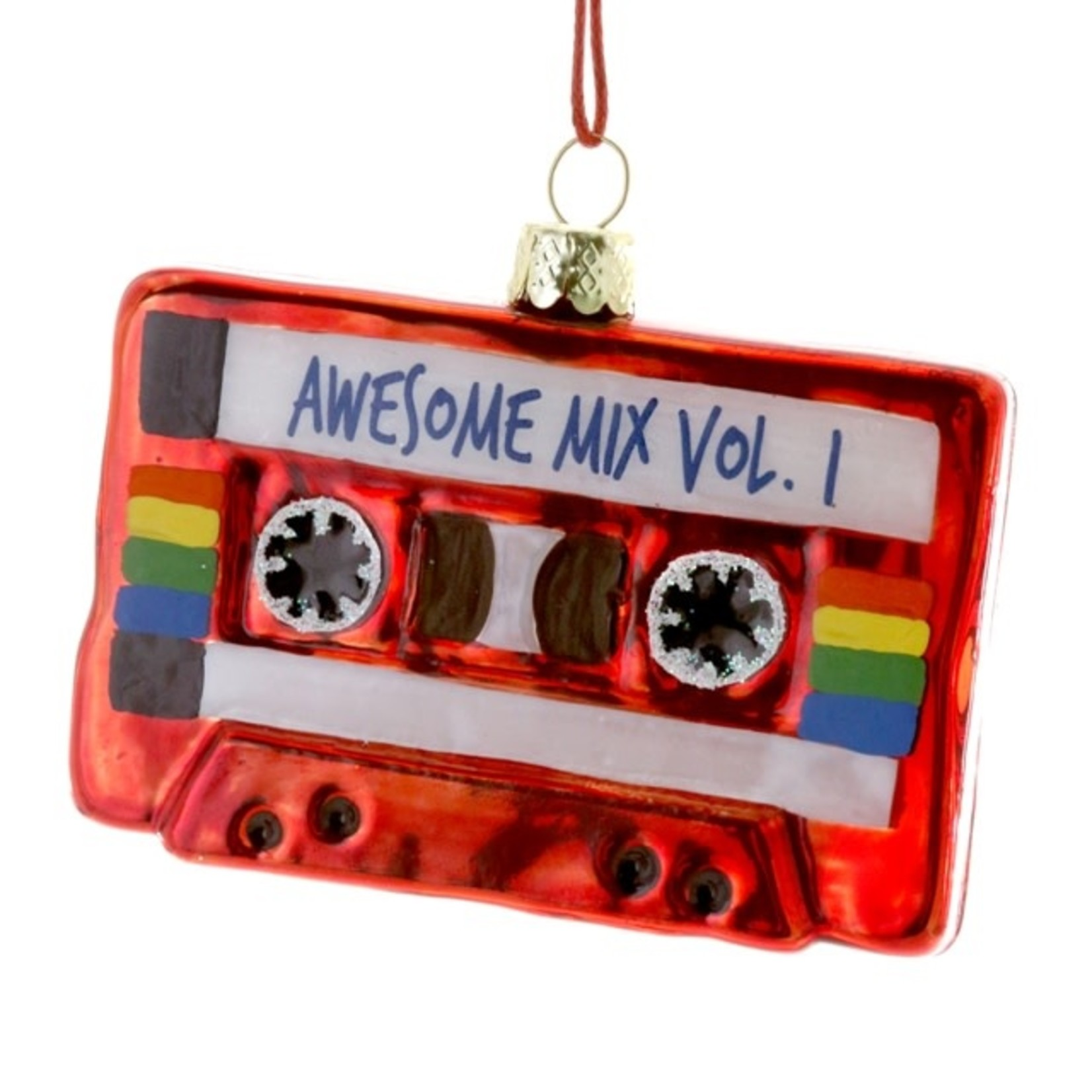 Cody Foster AWESOME MIX TAPE RED