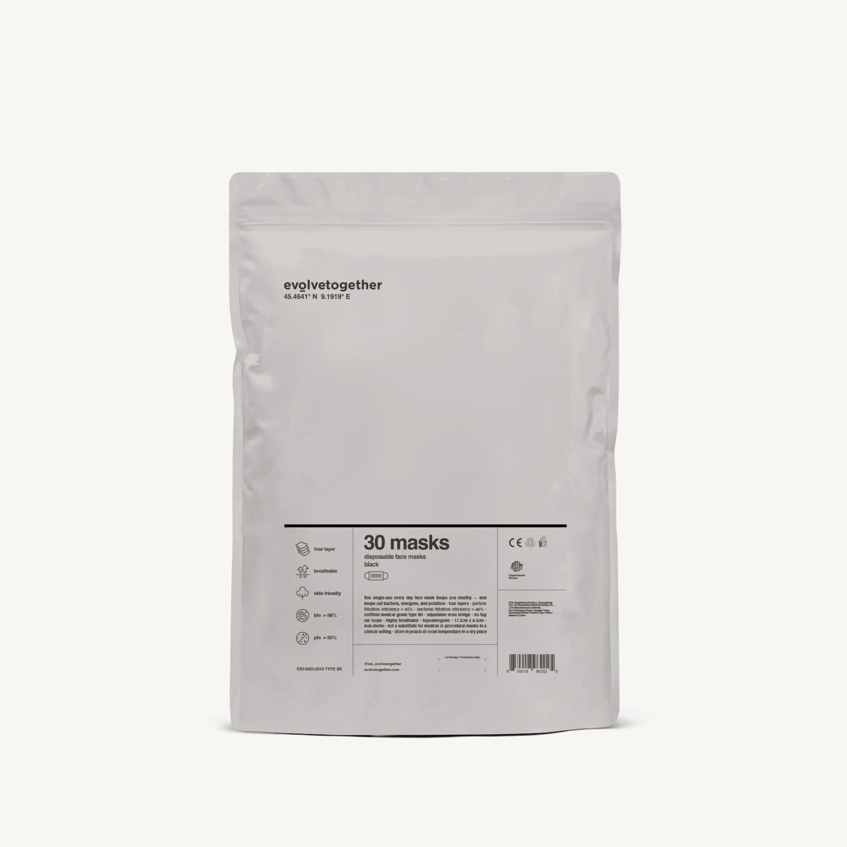 Evolvetogether Evolvetogether Milan (Black) 30 Bag