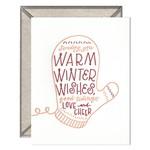 Ink Meets Paper Ink Meets Paper Warm Winter Wishes Mitten