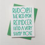 Loyal Supply Co Card Rudolph