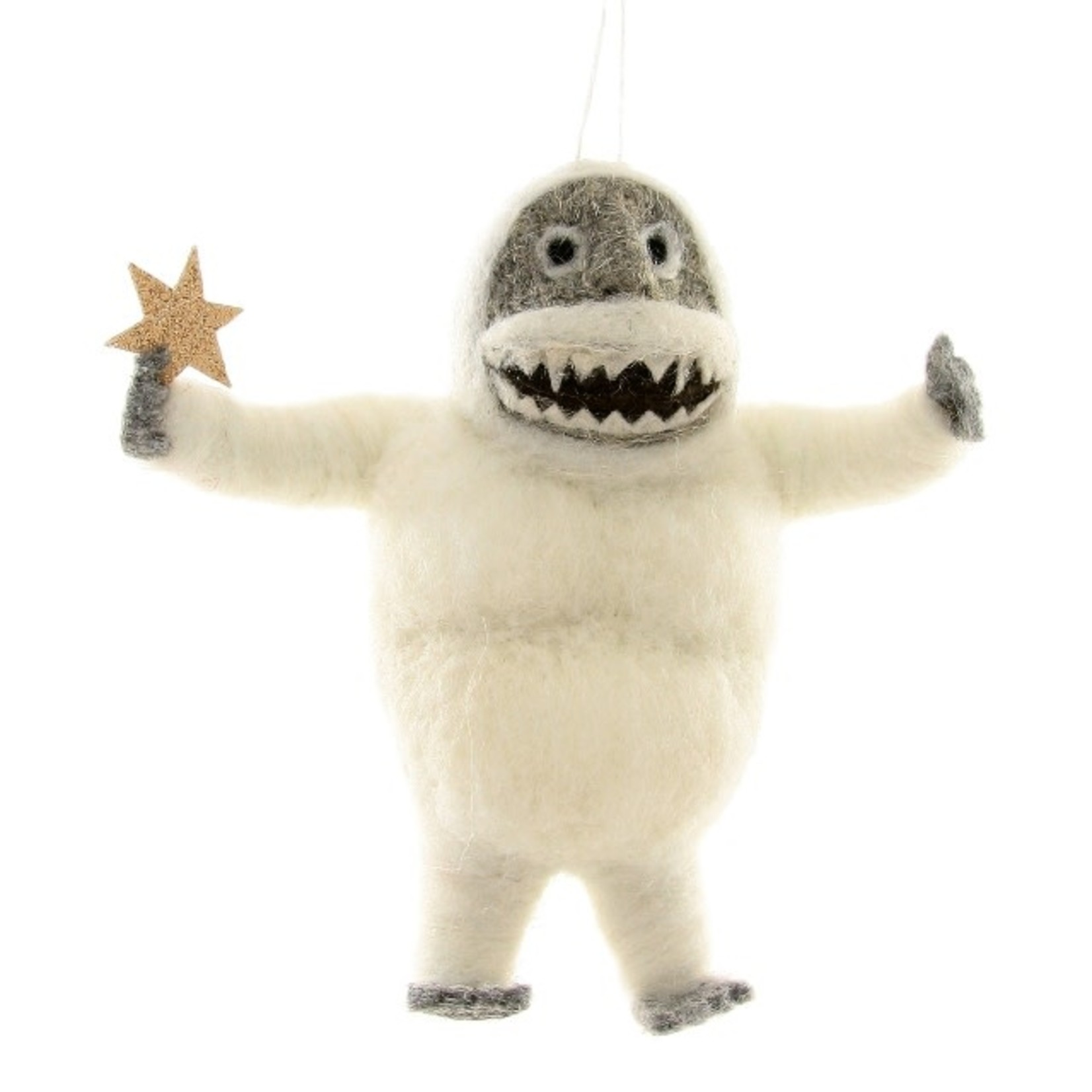 Cody Foster FELTED ABOMINABLE SNOWMAN
