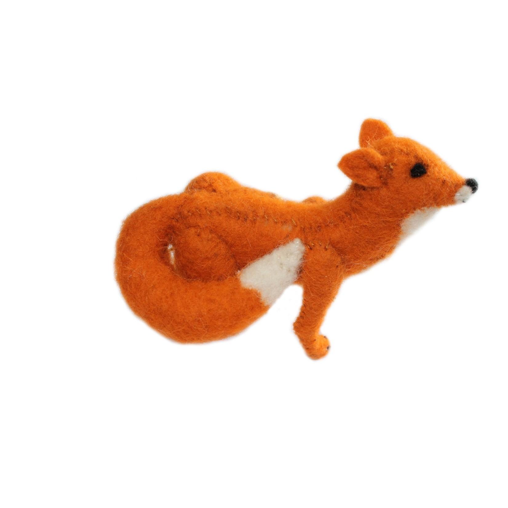 Silk Road Fox
