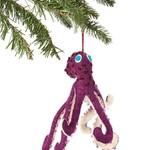 Silk Road Octopus Purple