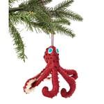 Silk Road Octopus Red