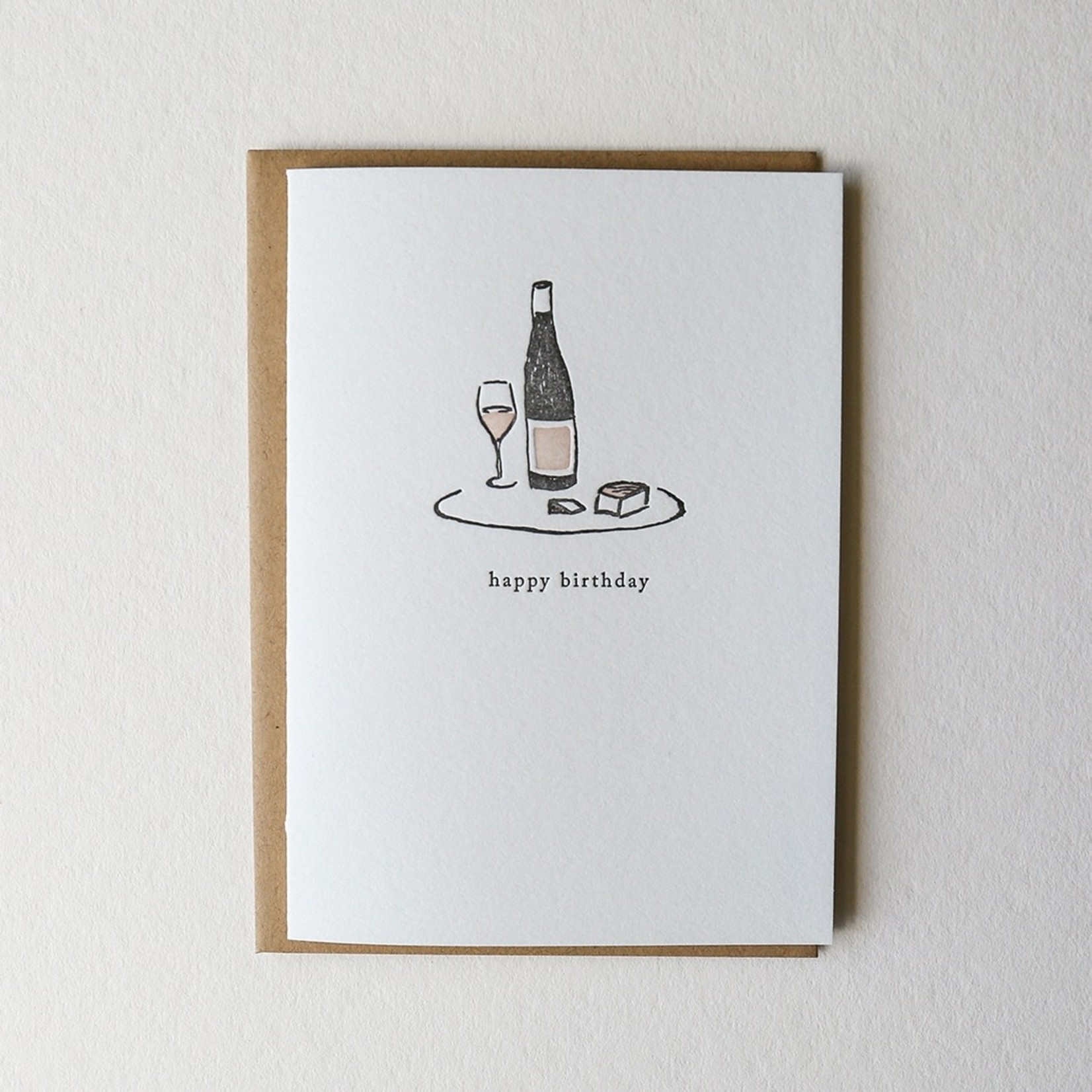 Lettered West Lettered West Wine & Cheese Birthday