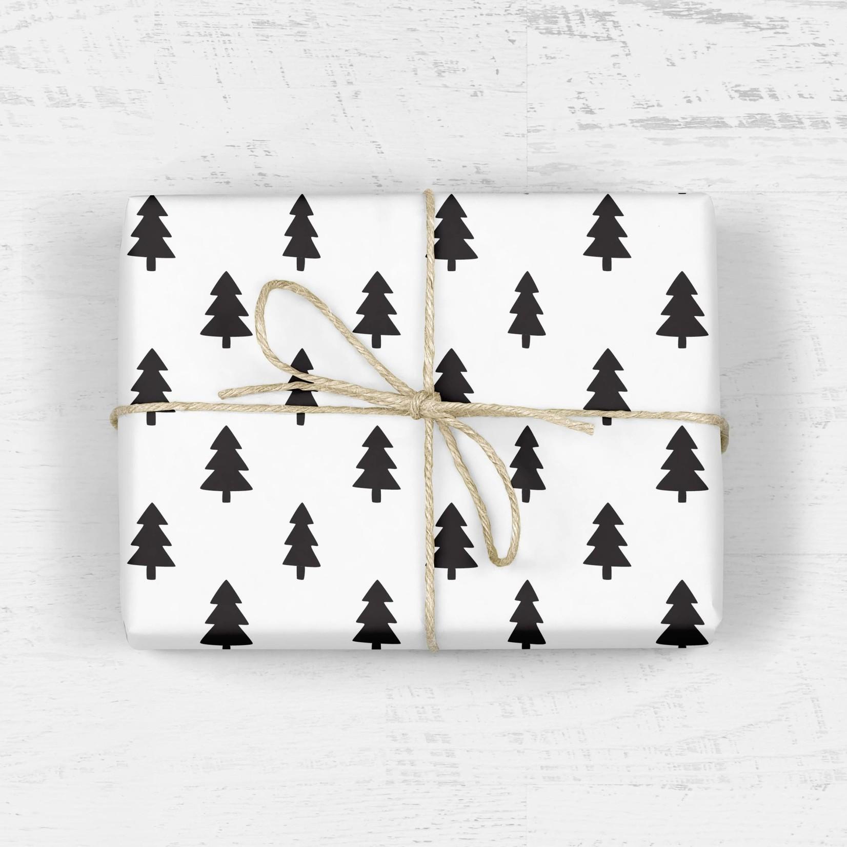 Mellowworks Mellowworks Wrap CHRISTMAS TREES