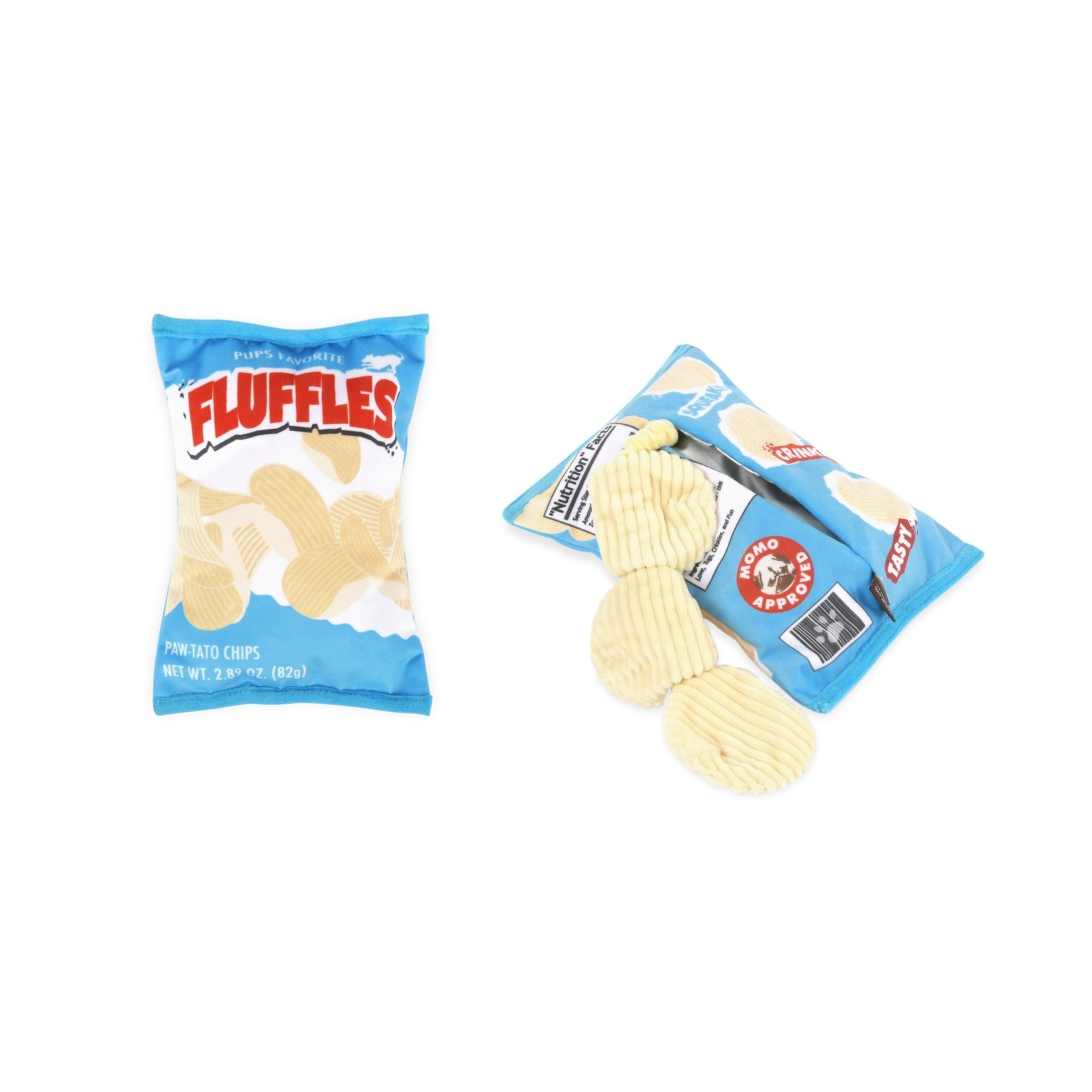 PLAY PLAY Fluffles Chips