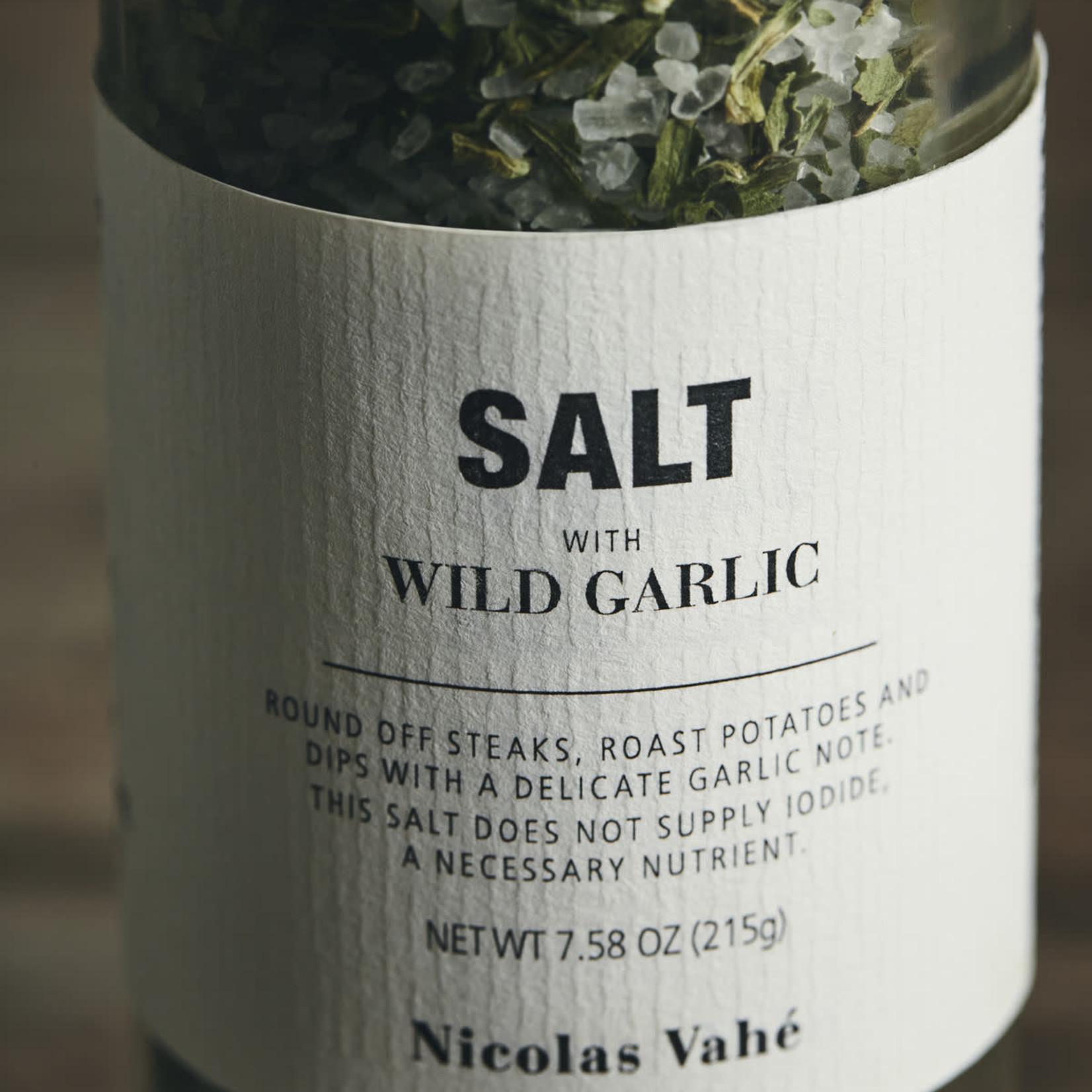 Society of Lifestyle Society of Lifestyle Salt with Wild Garlic
