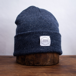 Upstate Stock Upstate Stock Mohair Beanie  Royal Blue