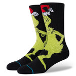 Stance Stance Socks Mr Grinch