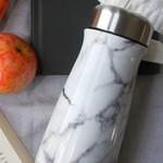 S'well S'well Bottle Traveler 16oz Marble White