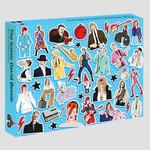 Rizzoli Smith Street Books Iconic David Bowie 500 Piece Jigsaw Puzzle