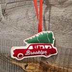 BKLYN Car Ornament Brooklyn