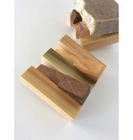 Brooklyn Made Natural Brooklyn Made Natural Wood Soap Dish