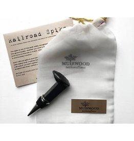 Muirwood Reclamations Muirwood Reclamations Railroad Spike Bottle Stopper