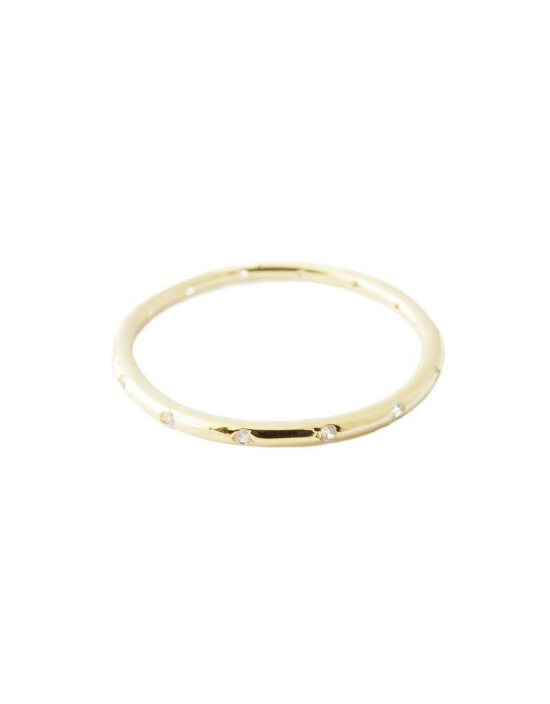 Honeycat Honeycat Dotted Crystal Band