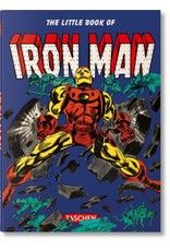 Taschen Taschen The Little Book of Iron Man