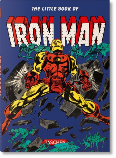 Taschen Taschen The Little Book of Iron Man